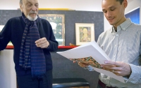Interviewing Milton Glaser